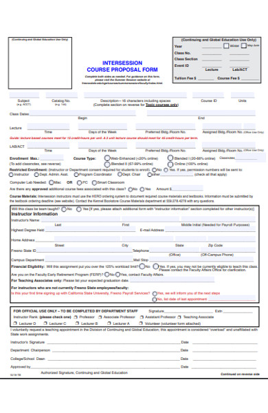 sample intersession course proposal form1