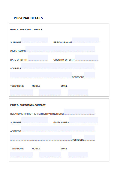 new employee commencement form