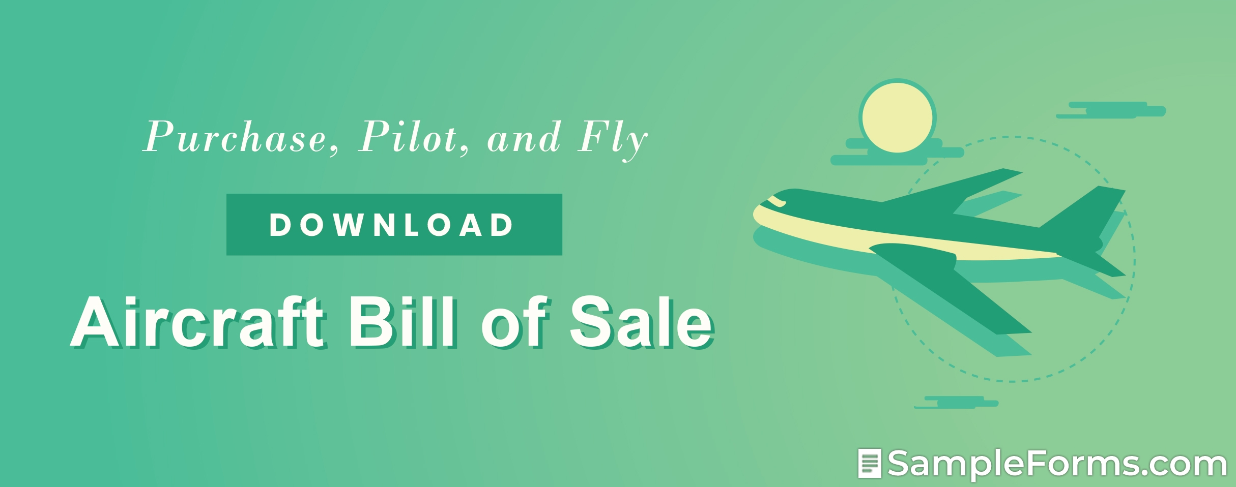 Aircraft Bill of Sale1