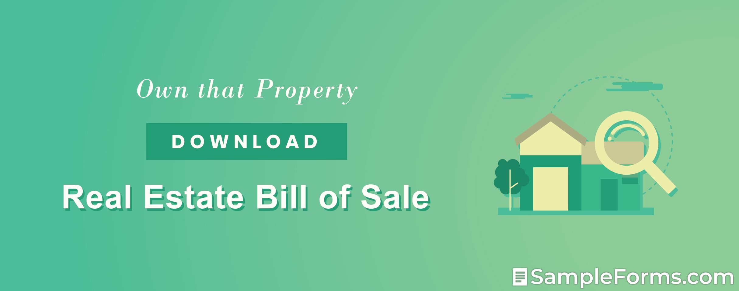 Real Estate Bill of Sale2